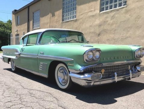 1958 Pontiac Bonneville for sale