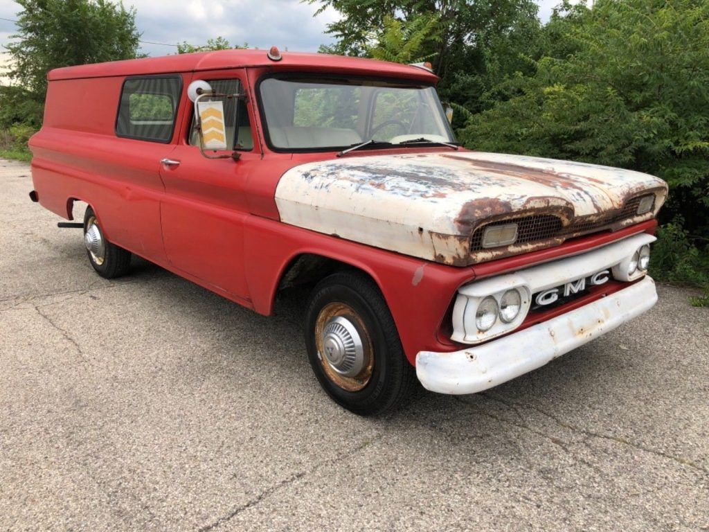 1965 GMC Panel Truck for sale