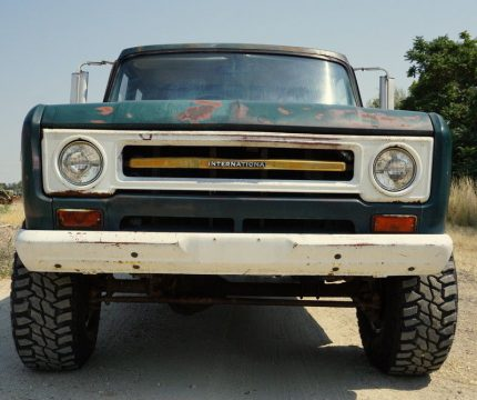 1970 International Harvester Travelette 1200 for sale