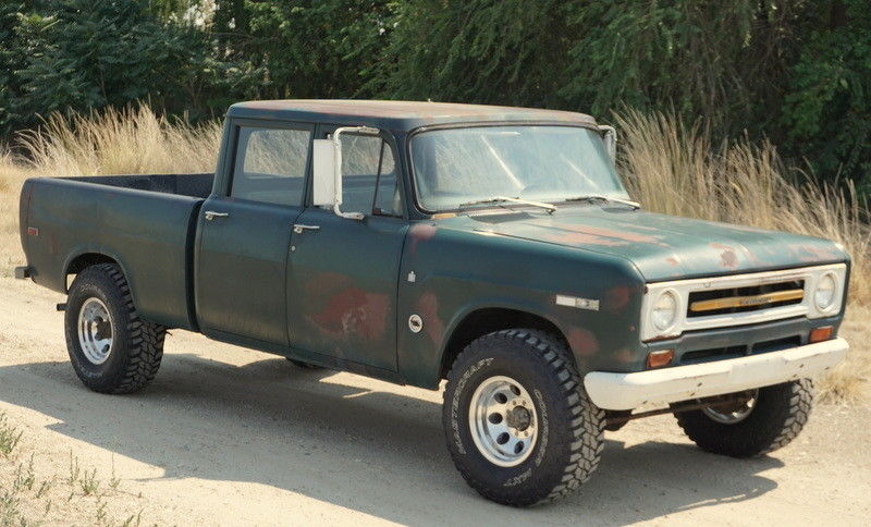 1970 International Harvester Travelette 1200