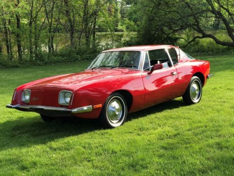 1971 Studebaker Avanti for sale