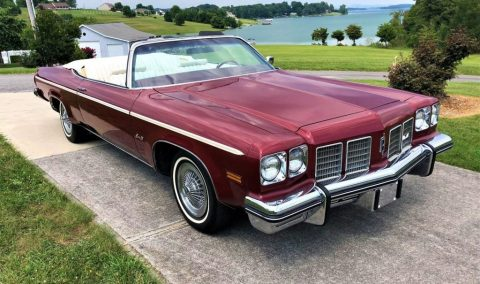 1975 Oldsmobile Delta Eighty-Eight Convertible for sale