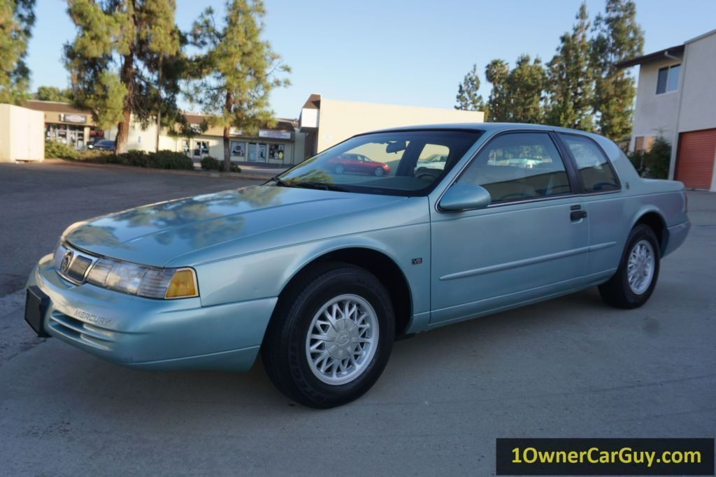 1994 Mercury Cougar XR7