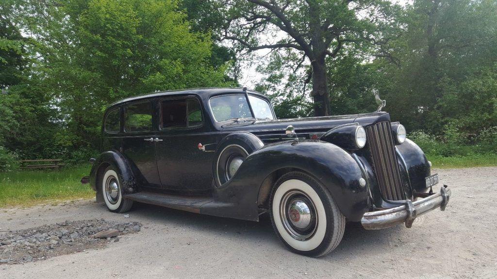 1939 Packard Model 1708