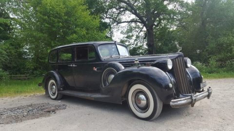 1939 Packard Model 1708 for sale