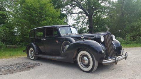 1939 Packard Model 1708 for sale