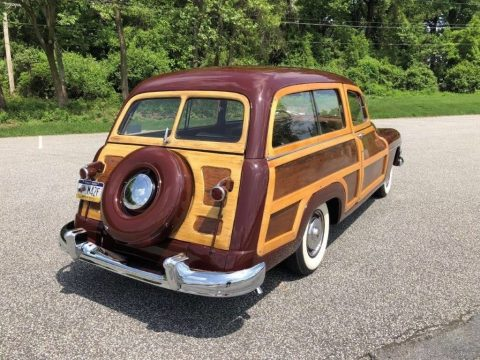 1951 Mercury Wagon for sale