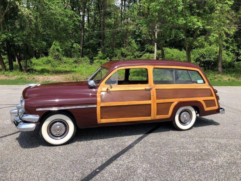 1951 Mercury Wagon