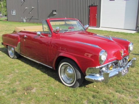 1952 Studebaker Commander Convertible for sale