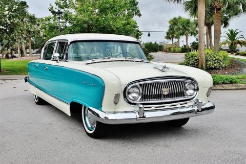 1955 Nash Ambassador for sale