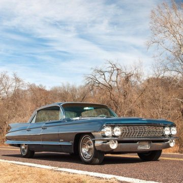 1961 Cadillac Series 62 Sedan for sale