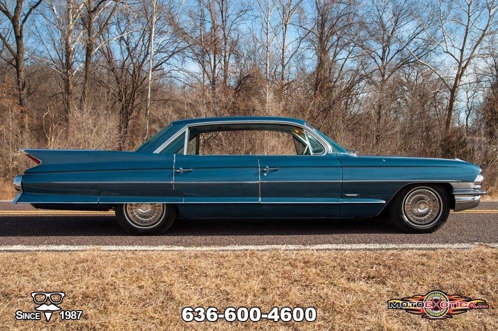 1961 Cadillac Series 62 Sedan
