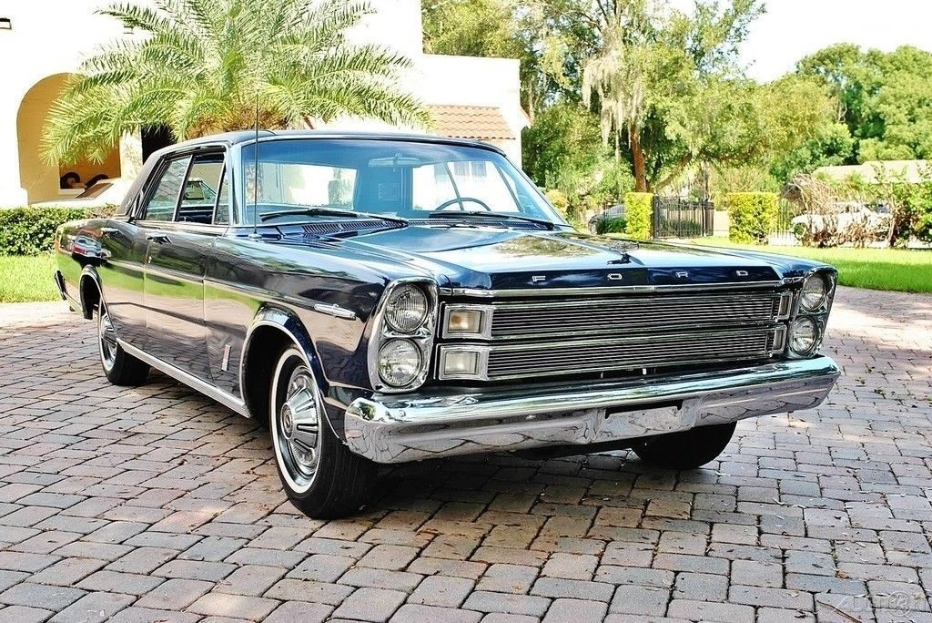 1966 Ford LTD
