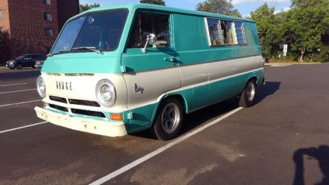 1967 Dodge A 100 for sale
