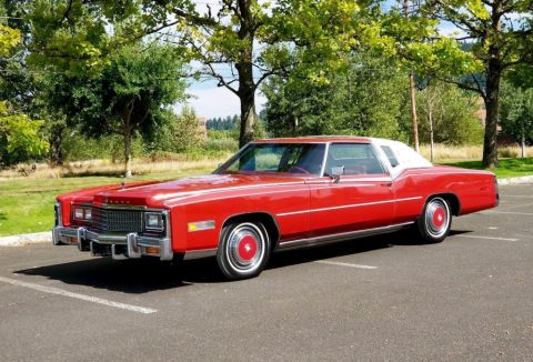 1978 Cadillac Eldorado Biarritz for sale