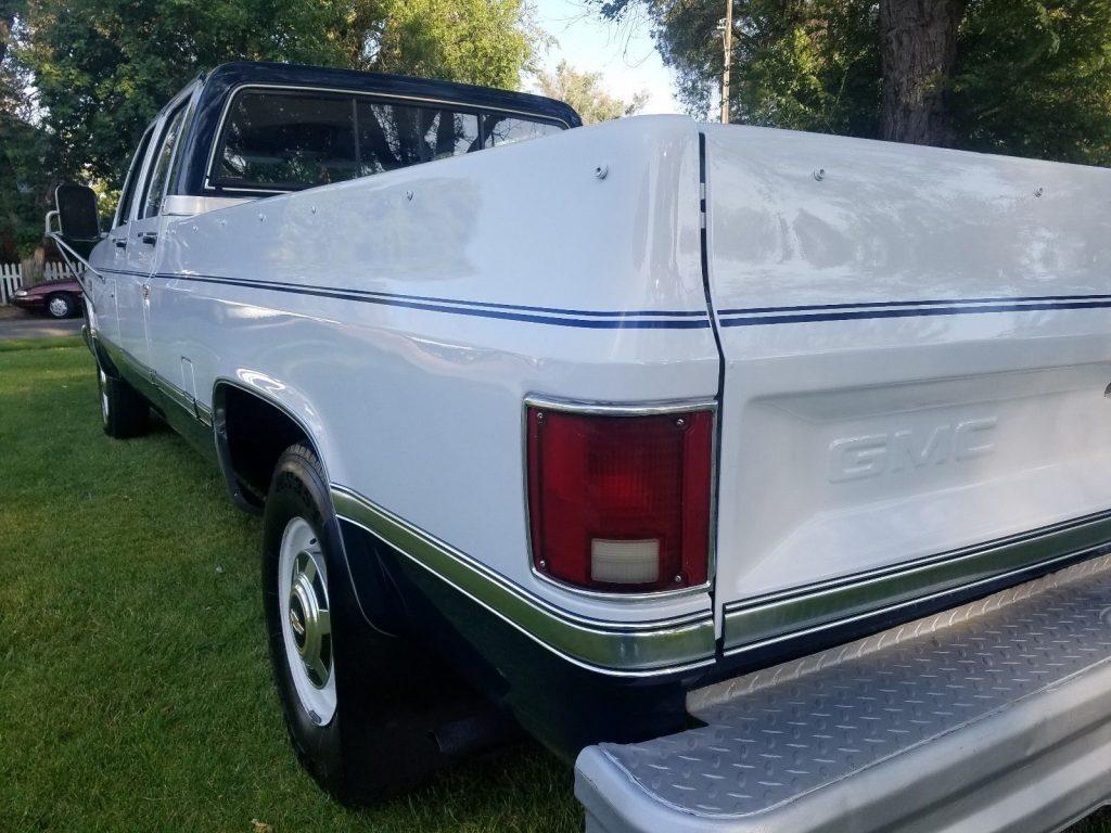1986 GMC Sierra 2500