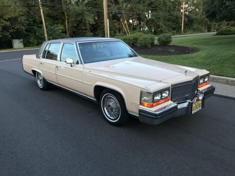1989 Cadillac Fleetwood Brougham for sale