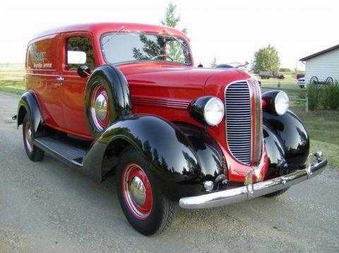 1938 Dodge Sedan Delivery for sale