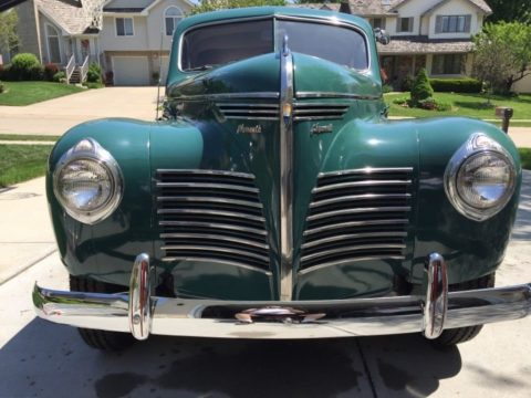 1940 Plymouth Business Coupe for sale