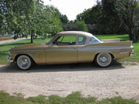 1957 Studebaker Silver Hawk for sale