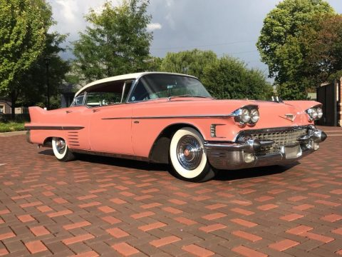 1958 Cadillac Sedan DeVille for sale
