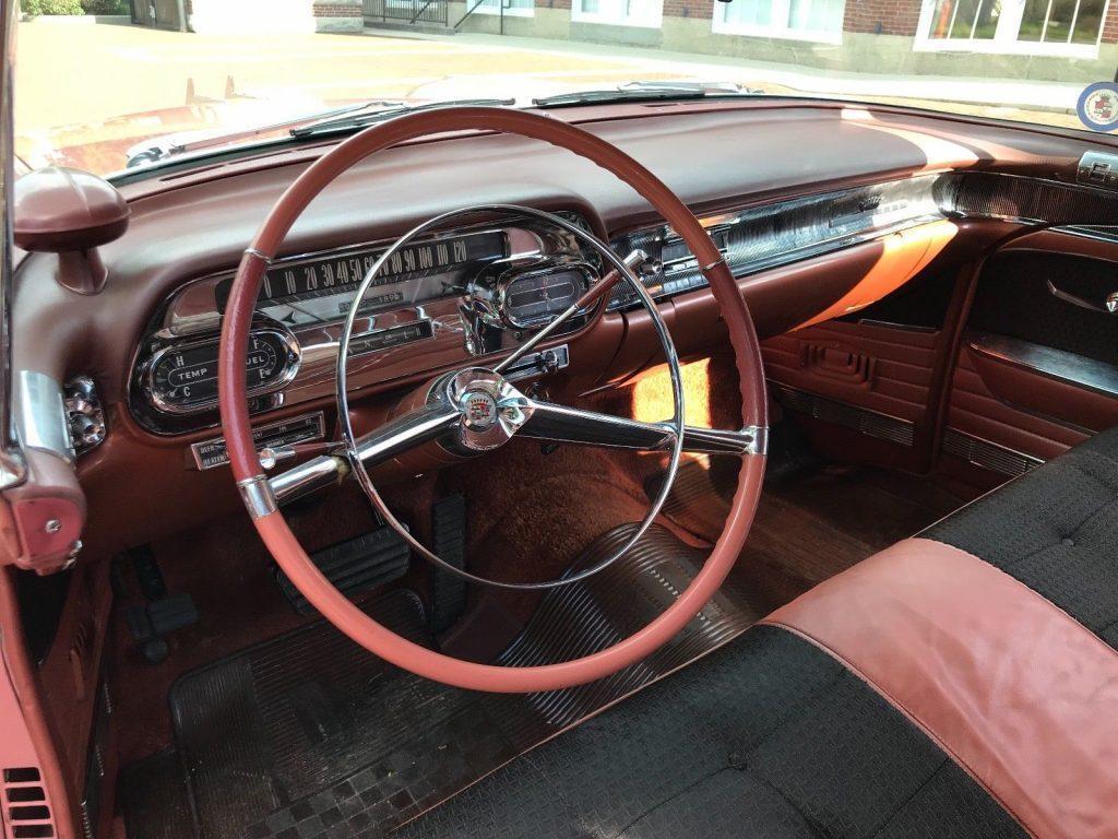 1958 Cadillac Sedan DeVille