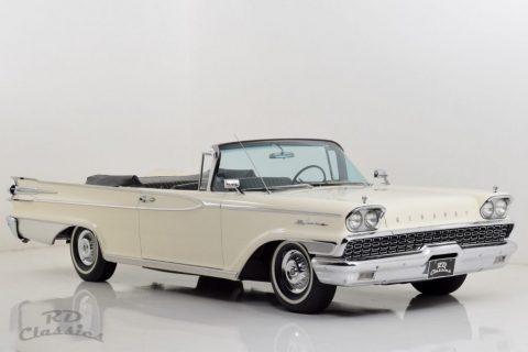 1959 Mercury Park Lane Convertible for sale