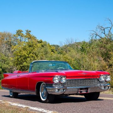 1960 Cadillac Eldorado Biarritz Convertible for sale