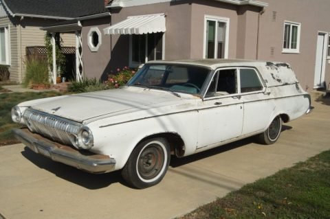 1963 Dodge Polara 330 for sale