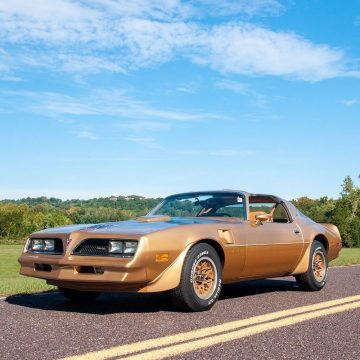 1978 Pontiac Trans Am for sale