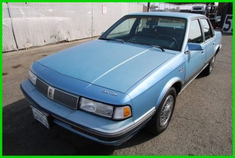 1989 Oldsmobile Cutlass for sale