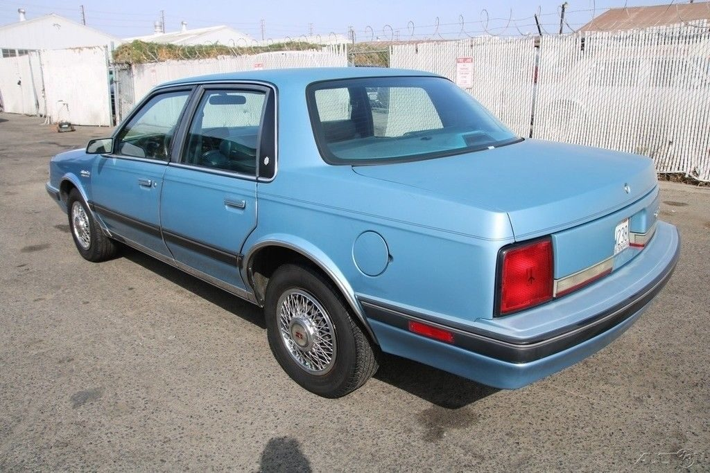 1989 Oldsmobile Cutlass