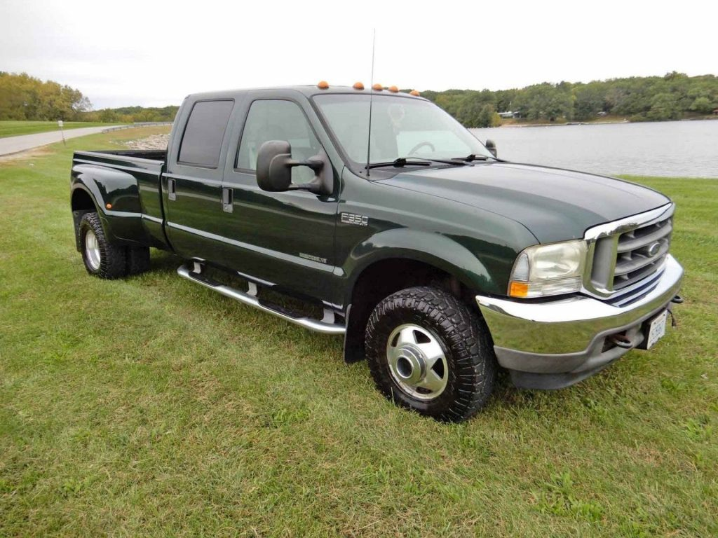 2002 Ford F-350