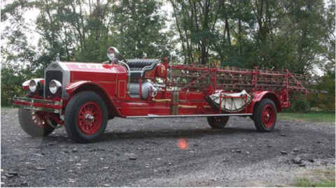 1927 American LaFrance Fire Truck for sale