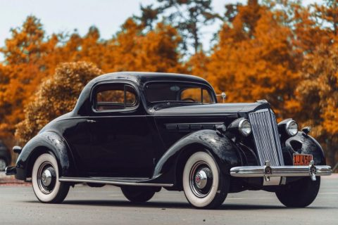 1936 Packard 120 Business Coupe for sale