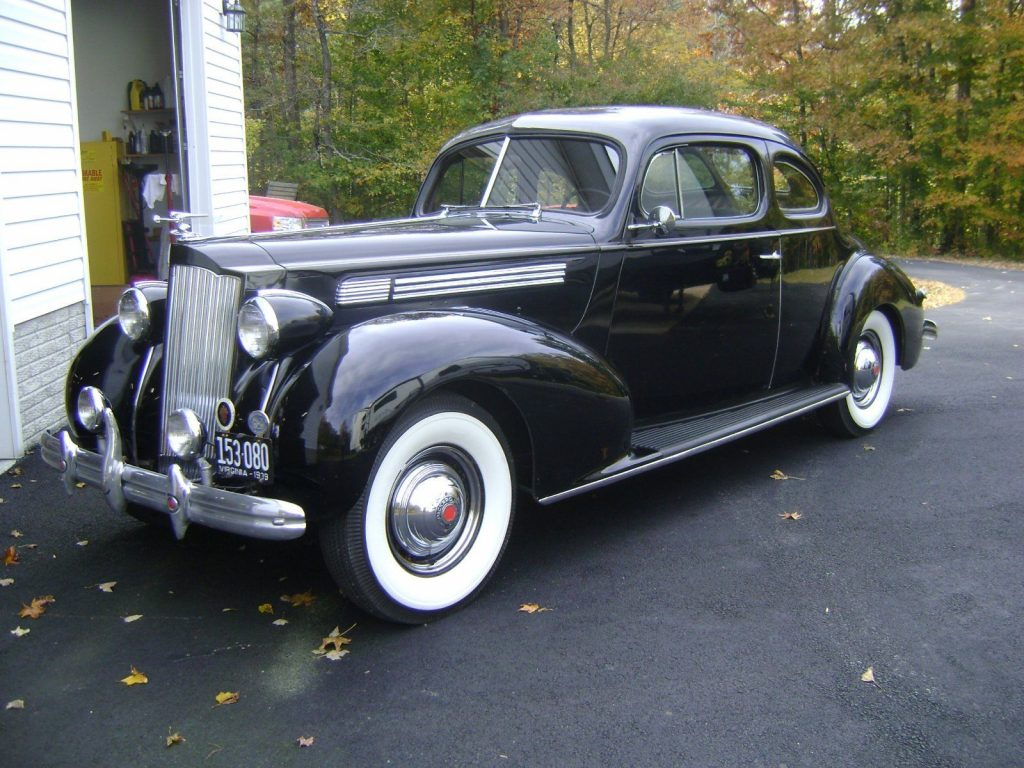 1939 Packard Club Coupe for sale