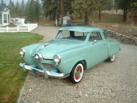 1950 Studebaker Champion Deluxe for sale