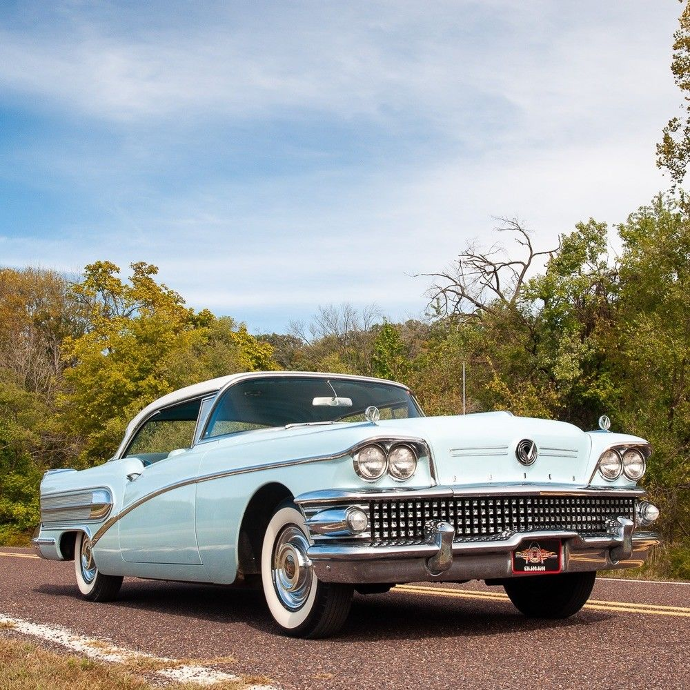 Buick Cars For Sale: 1958 Buick Special Riviera For Sale