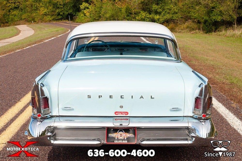 1958 Buick Special Riviera