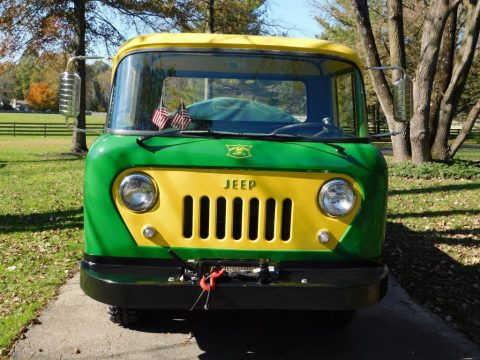1961 Willys Jeep F/C 150 for sale