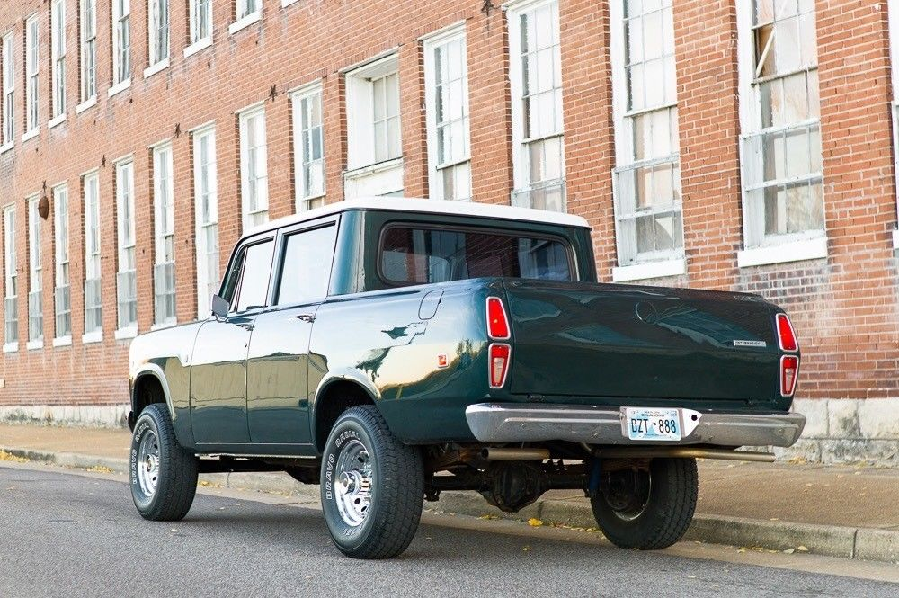 1974 International Harvester Wagonmaster