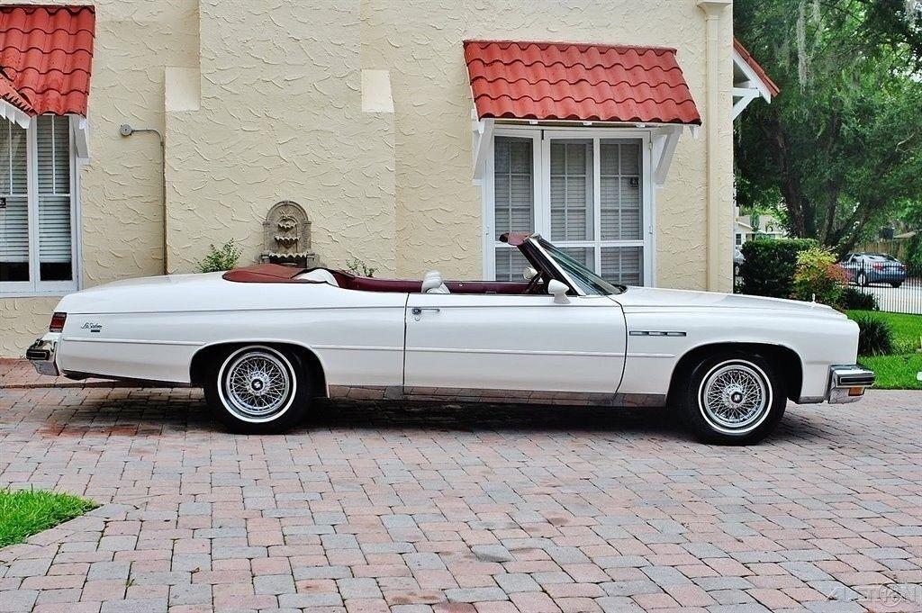 1975 Buick LeSabre Convertible