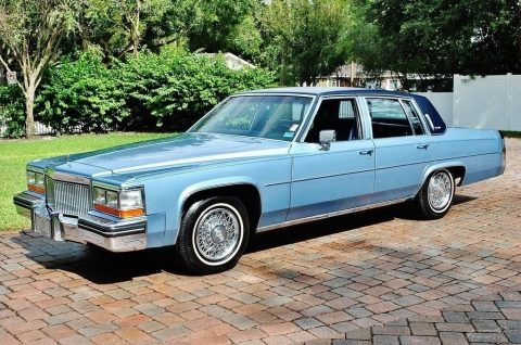 1980 Cadillac DeVille for sale