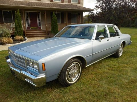 1984 Chevrolet Impala for sale