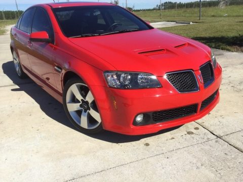 2008 Pontiac G8 for sale