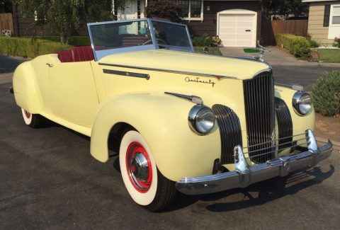 1941 Packard 120 Convertible for sale