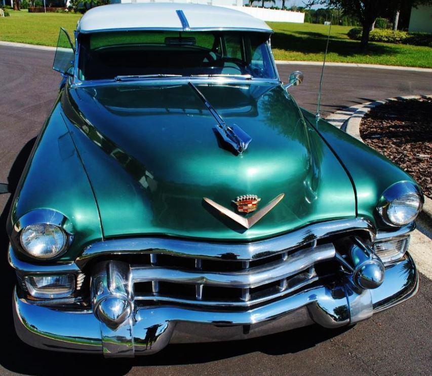 1953 Cadillac Fleetwood