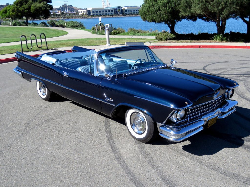 1957 Imperial Crown Convertible