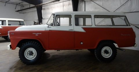 1957 International Harvester Travelall for sale