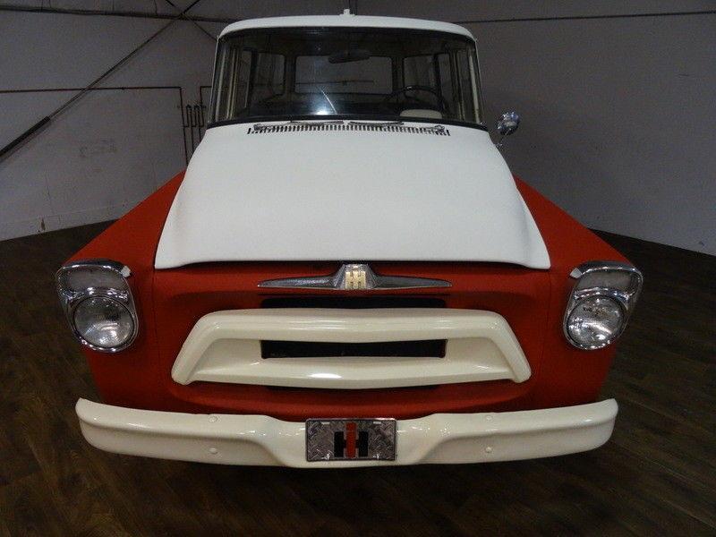 1957 International Harvester Travelall